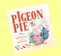 Cover of Pigeon Pie Oh My by Singleton and Litten